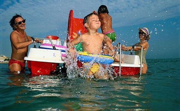 divertimenti al mare